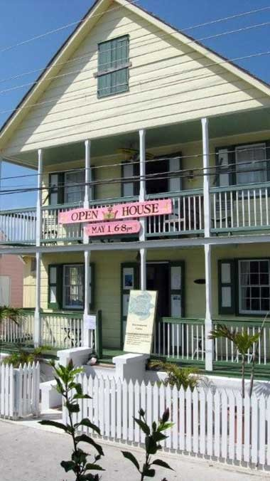 Capt Roberts House hosts Island Roots Festival.